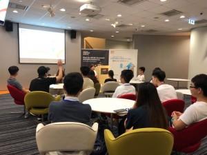 2018WLN x AIIB 北京天津考察團:香港貿易發展局工作坊2