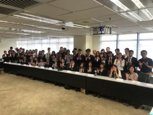 2018第八屆和富領袖網絡大專院校總會第二次會長聯席會議 1